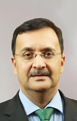 H. E. Amb Dinesh K Patnaik