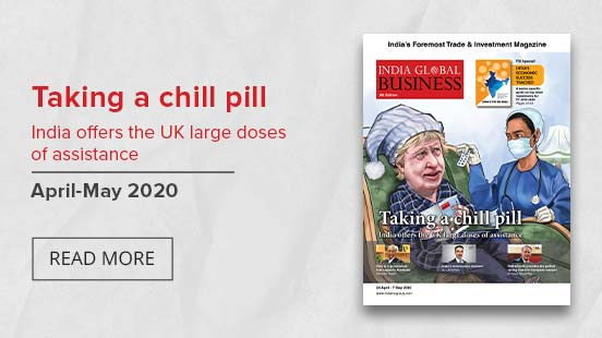 India Global Business, UK Edition: April - May 2020