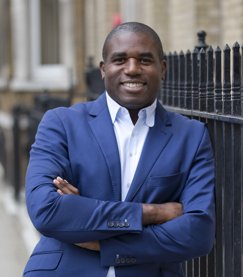 David Lammy, MP