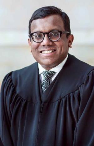 Hon. Justice Vinodh Coomaraswamy
