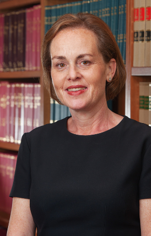 Hon. Justice Brigitte Markovic