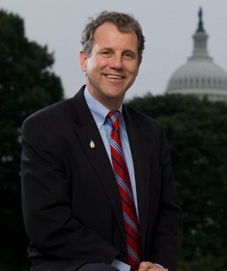 U.S. Senator Sherrod Brown (D-Ohio)